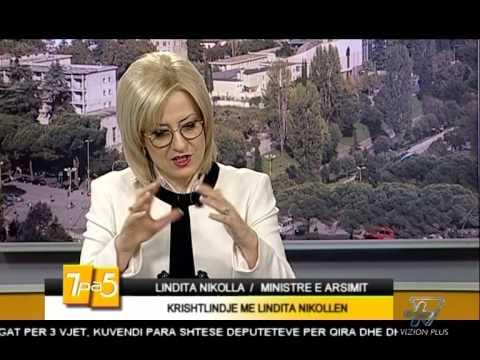 7pa5 - Krishtlindje me Lindita Nikollen - 25 Dhjetor 2014 - Show - Vizion Plus