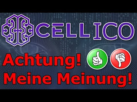CELL ICO - Distributed Artificial Intelligence | Meine Meinung!