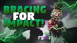 Bracing For Impact, Getting Ready For Season 4! - Fortnite Battle Royale Gameplay
