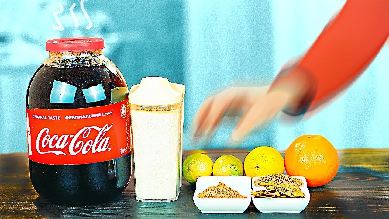 Как сделать домашнею кока колу вред и польза кока колы