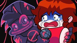 RETURN of EVIL BOYFRIEND... Friday Night Funkin' Logic | Cartoon Animation