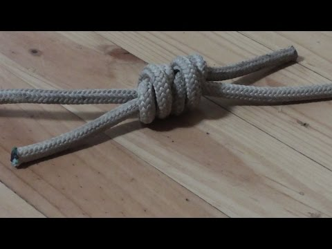 Download Climbing Tools: Learn How To Tie A Double Fisherman's Knot Mp4 baru
