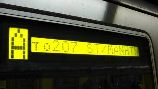 IND 6th Avenue Line: Inwood-207th Street bound R-46 A local train @ 23rd Street!