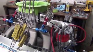 766 557 حصانا BB فورد مضخة محرك الغاز باستخدام الحاسب الآلي-رياضة السيارات