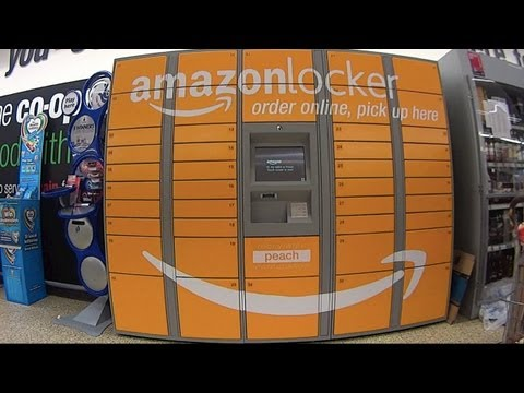 The Amazon Locker Experience