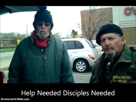 Please Watch! On The Streets With Detroit's Homeless! SHARE!