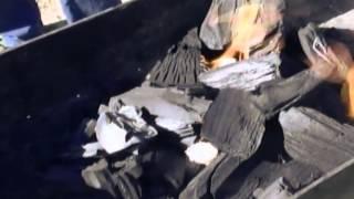 Обзор и тест Супер-роллов Forester для разведения огня