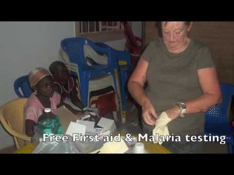 Breaking Borders West Africa Medical Mission trip