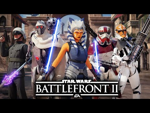 Star Wars Battlefront 2 - What could have been.. |