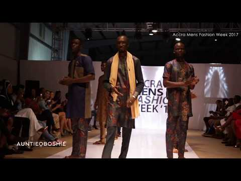 Accra Mens Fashion Week 2017 _ Highlights
