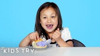 Kids Try Ice Cream from Around the World   Kids Try   HiHo Kids