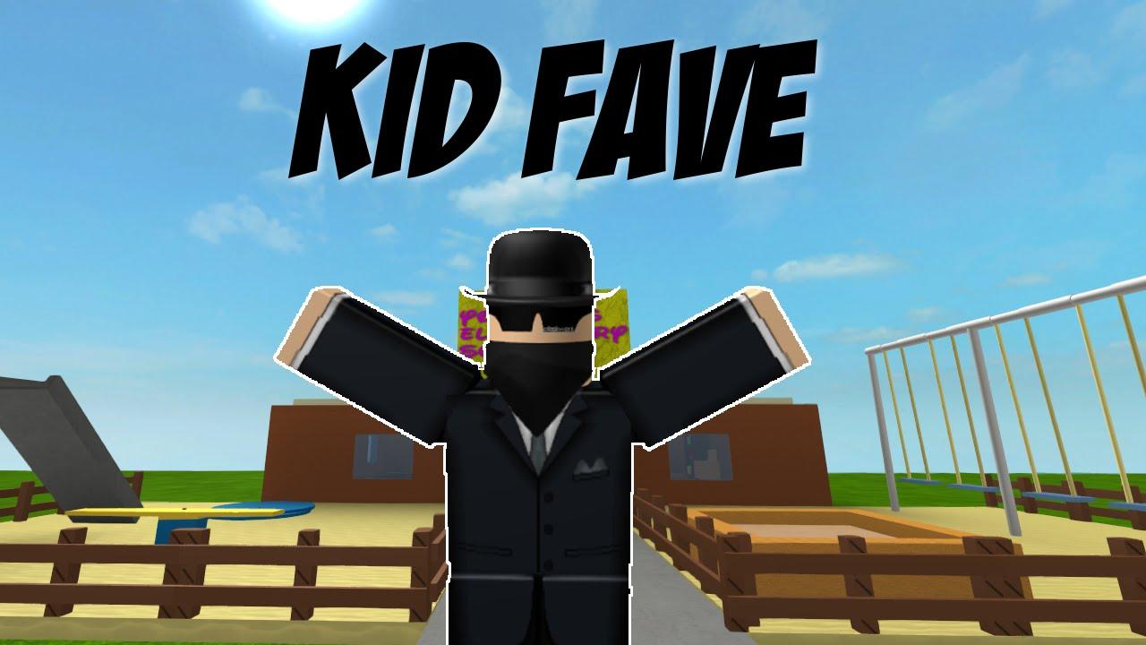 Kid Fave - A ROBLOX Machinima - YouTube