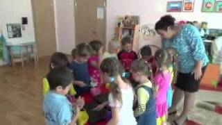 Занятие по обучению родному (татарскому) языку