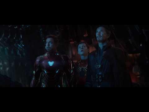 AVENGERS: INFINITY WAR, de Marvel Studios – Spot Super Bowl 2018