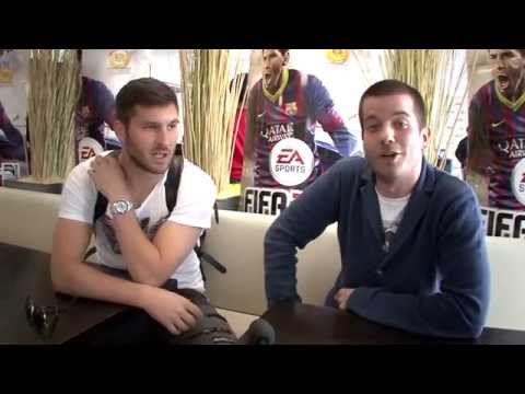 FIFA14: André-Pierre Gignac vs Psyko17 #Revanche
