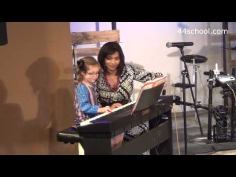 McKinney Piano  Katelyn R  44 School of Music Texas