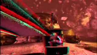 Замок с привидениями 3D_часть 2-3(Haunted castle 3D)