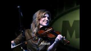 Watch Alison Krauss The Scarlet Tide video