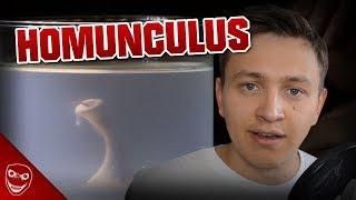 YouTuber züchtet Mensch im Glas? Homunculus Experiment!