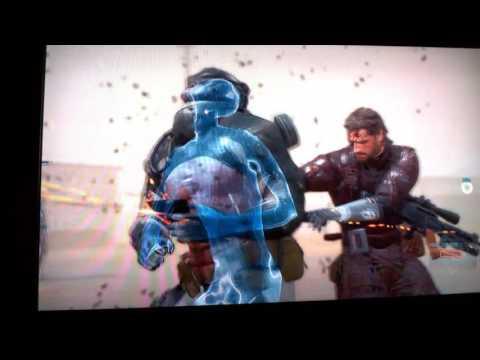 Taking On The Skulls In Explosives & CQC Combat