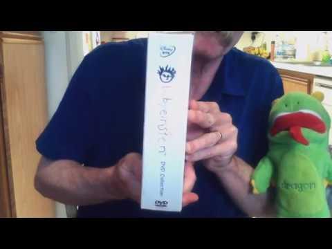 Kiana`s baby einstein DVD Collection Box Set