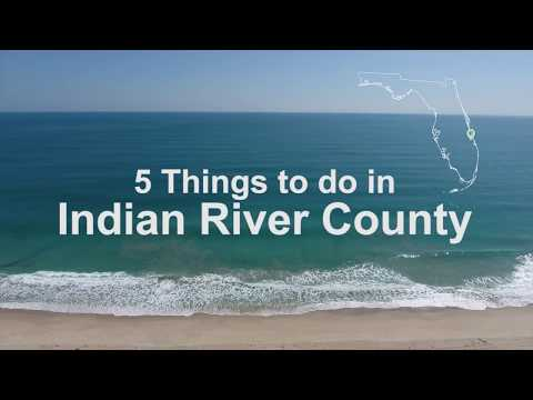 5 Things to do in Indian River County