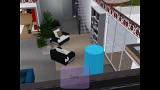 The sims 3 casa Luxury House