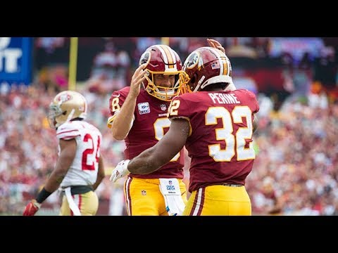 Redskins Are A Tough Test For The Eagles... Redskins Beat 49ers!!!