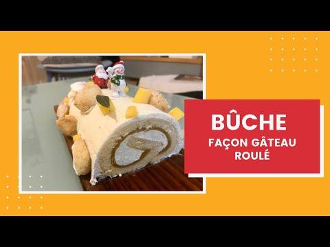 bûche-façon-gâteau-roulé-du-chef-eddie-benghanem-//-yule-log