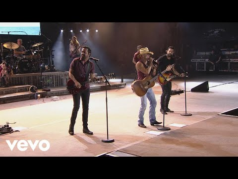 Kenny Chesney - Save It for a Rainy Day (Live with...
