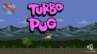 Turbo Pug Gameplay no commentary