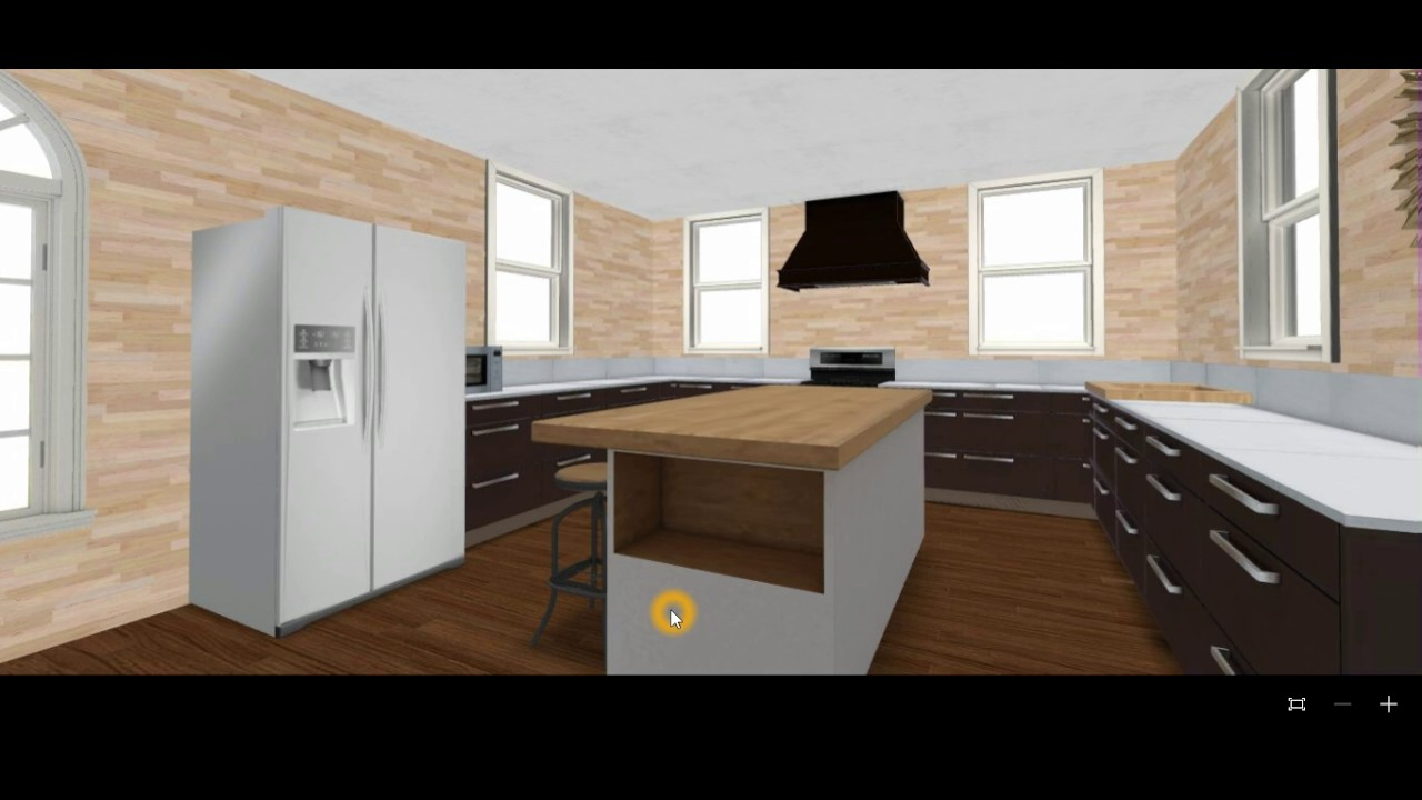 Homestyler Free Kitchen Design Software How To Screenshot And Print From Homestyler Youtube