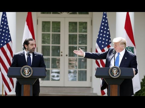 Trump Broadcasts His Deep Ignorance To Lebanon