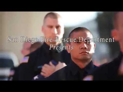 79th San Diego Fire-Rescue Department Academy