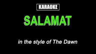 Salamat - The Dawn (Karaoke)