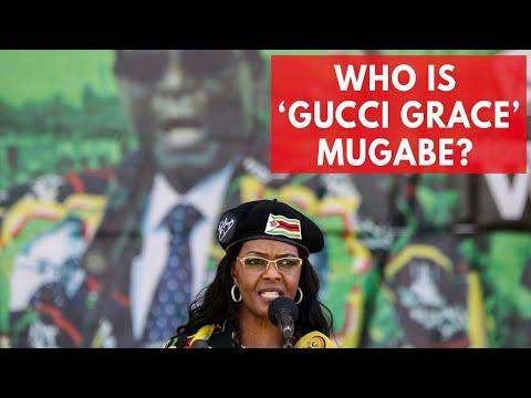 Everything you need to know about 'Gucci Grace' Mugabe, Zimbabwe's first lady