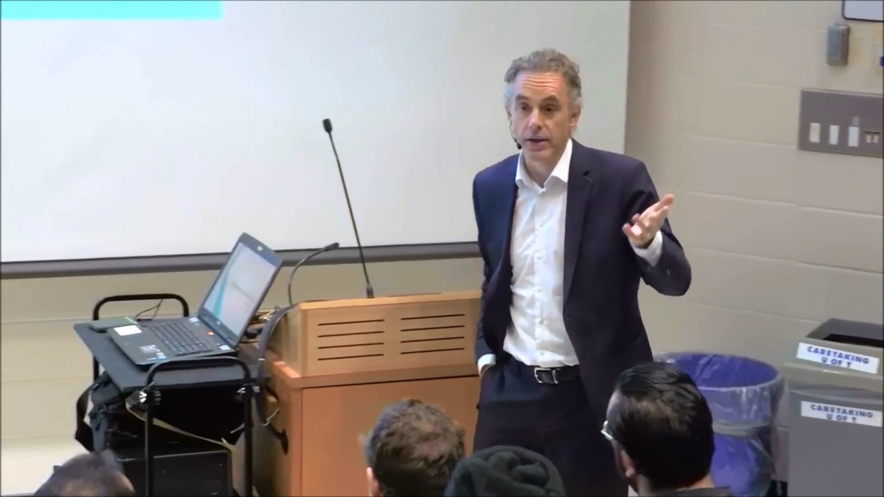 Jordan Peterson on Workplace Performance, Politics & Faulty Myers-Briggs