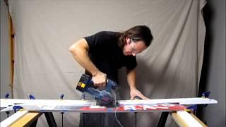 Making a Splitboard - Part 1 of 2