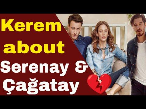 Kerem Bürsin talked about Netflix and Serenay