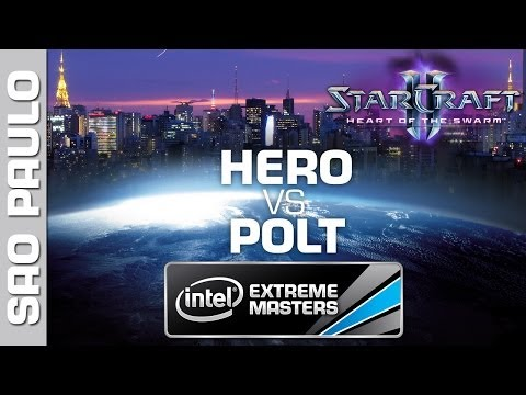 herO vs. Polt - Group C - IEM Sao Paulo - StarCraft 2