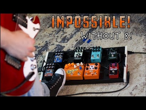 You Need 8 Delays And Reverbs To Play This! ( And Giveaway!)