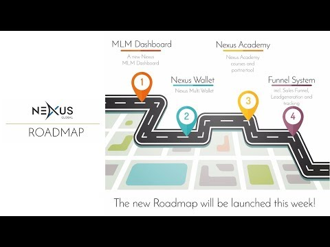 NEXUS GLOBAL - Roadmap----New Dashboard----How to deposit and buy cloud mining