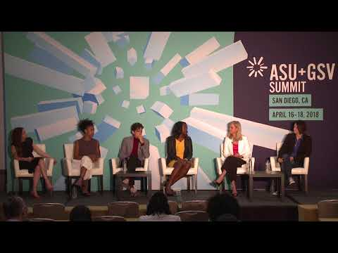 ASU GSV Summit: FoT@W Panel: Body, Mind Soul: A Holistic Approach to Employee Engagement