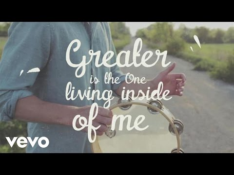 "Praise and Worship Video – ""Greater"" by MercyMe (Lyrics)"