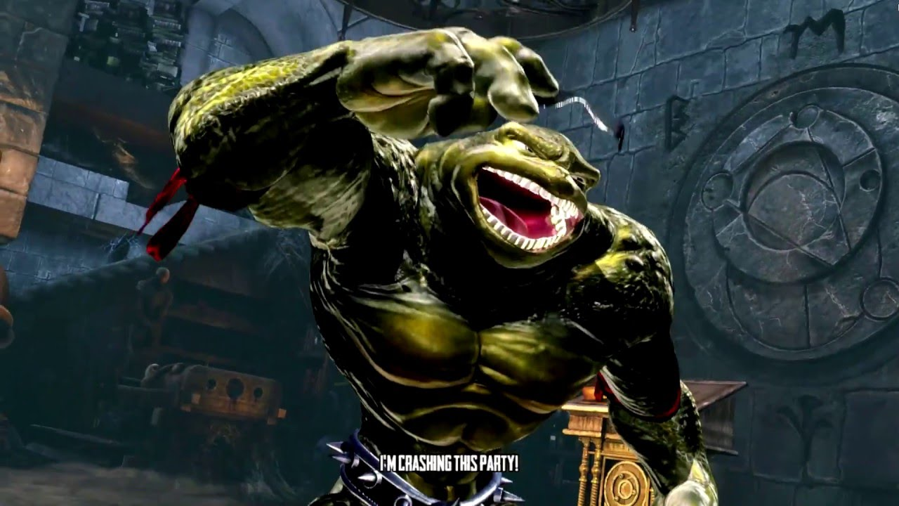 Killer Instinct Season 3 - Arbiter, Rash, Tusk Gameplay ...