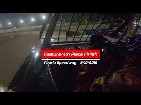 YB House Car-UMP Street Stock-Peoria Speedway 08 10 2019