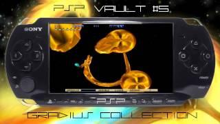 Gradius Collection | PSP Vault #5 | RMGB TV