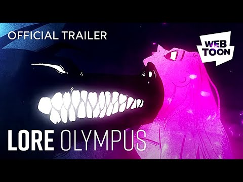 [Official Trailer] Lore Olympus