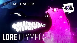 Lore Olympus Trailer Video