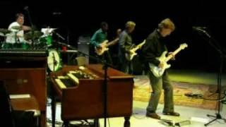 Eric Clapton and Steve Winwood Had to cry today Live